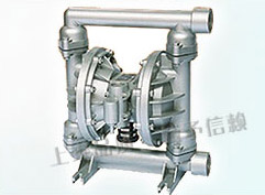 QBY Air Operated Diaphragm Pumps