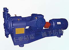 DBY Operated Diaphragm Pumps