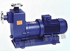 ZCQ-type self-priming magnetic drive pump