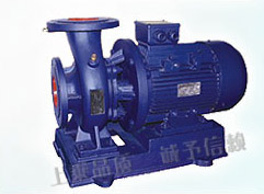ISW Horizontal Pump