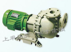 ZBF-type self-priming plastic magnetic pump