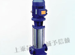 GDL Vertical Multistage Pipeline Pump