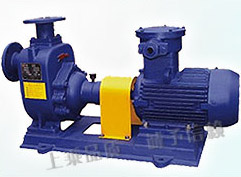 CYZ-A Suction Centrifugal Oil Pump