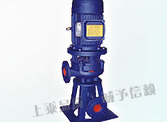 LW Vertical Sewage Pump efficiently without blocking