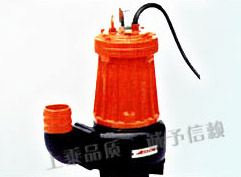 AS-type tear Sewage Pumps